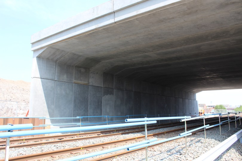 Rail Bridge On Mersey Gateway Is Another Project Milestone