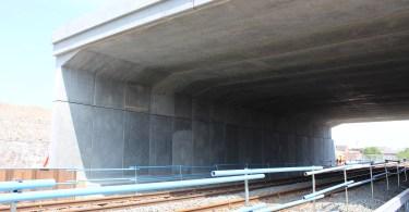 Rail Bridge On Mersey Gateway Is Another Project Milestone