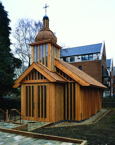 Belarusian Memorial Chapel