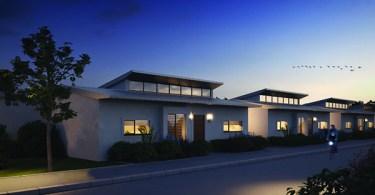 Sun Houses