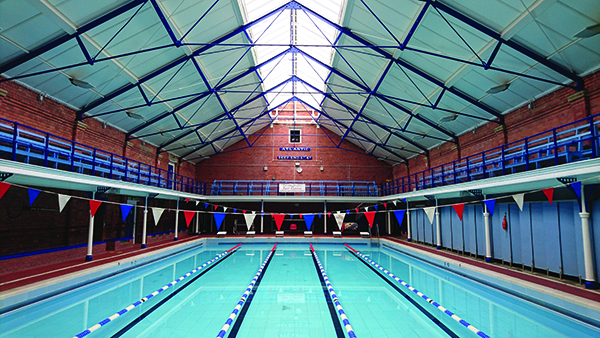 Chester City Baths
