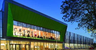 Crewe Lifestyle Centre