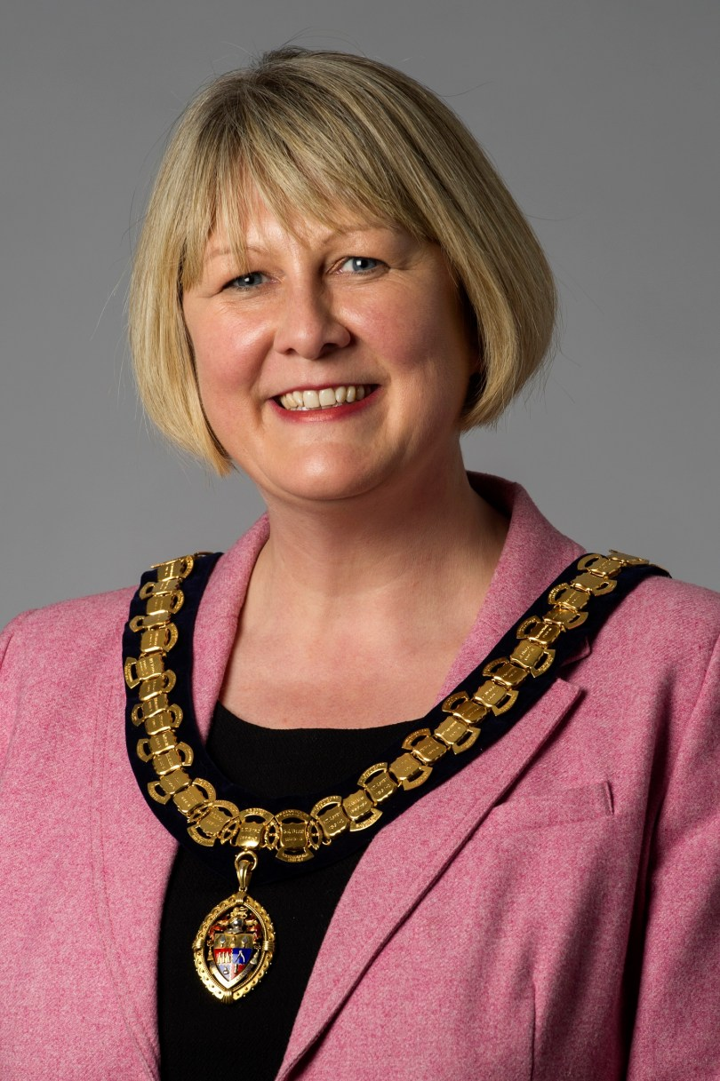 Rebecca Thompson Takes Over As CIOB President