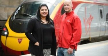 Virgin Trains' Matt Litton Honoured For Standing Up To Racism