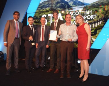 Virgin Trains' Wins Prestigious Public Transport Operator of the Year at Scottish Transport Awards