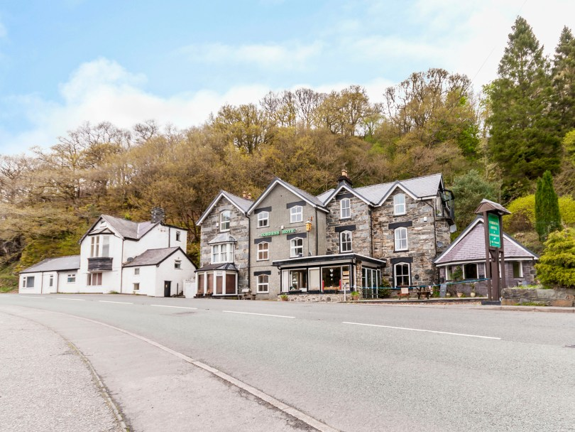 250 Year Old Snowdonia Hotel On The Market With Christie & Co