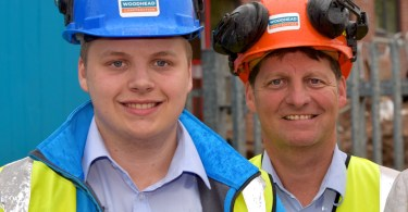 Father and Son Lead The Way With Social Housing 'Ultra Site'