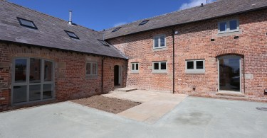 Shropshire Barns Restored As Luxury Country Homes In Joint Scheme