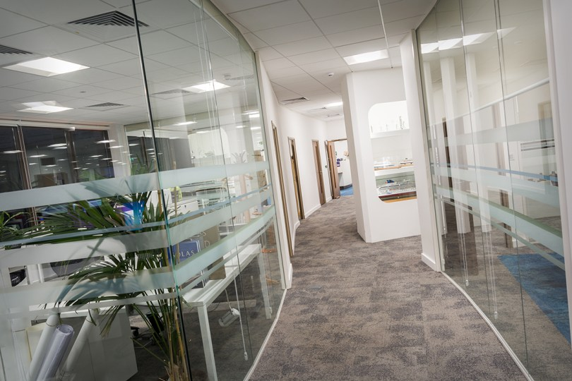 Spaceway Cruises Across The Line With Stunning Office Transformation