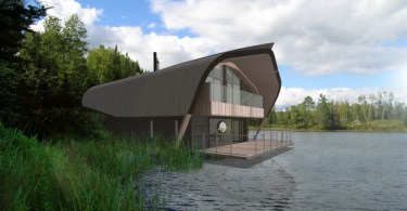 Center Parcs Unveils New Waterside Lodge Concept for Elveden Fores