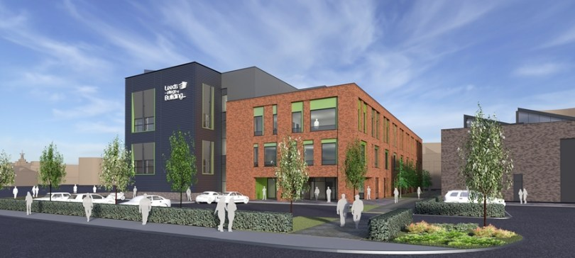 Green Light For Major New £13 Million College Campus In Leeds