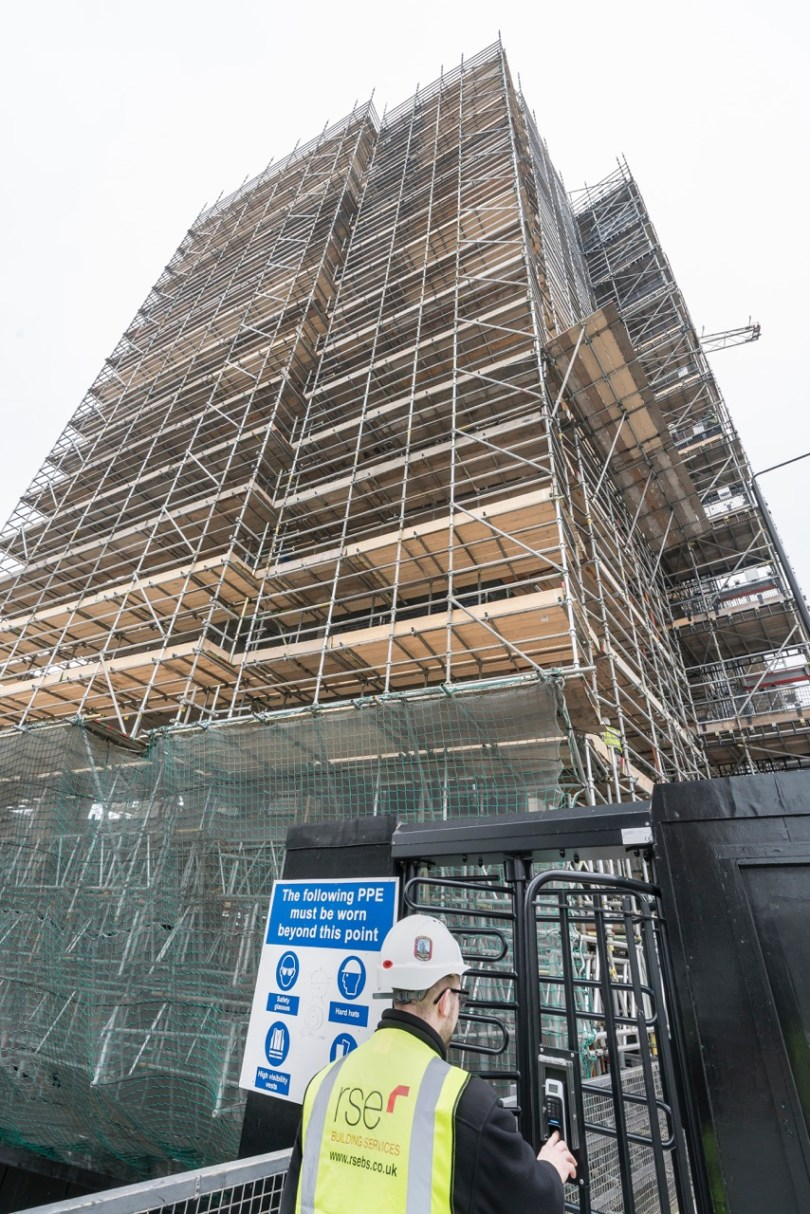 RSE Building Services Secures Two New Contract Wins As A Result Of A Focus On Innovation