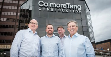 Colmore Tang Celebrates The Launch Of Its New Birmingham HQ