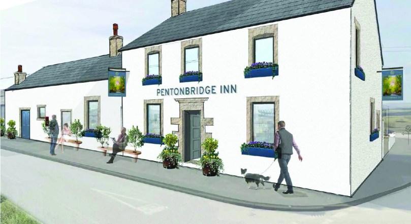 Pentonbridge Inn
