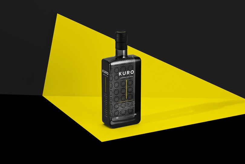 KURO Gin Secures Nationwide Harvey Nichols Listings
