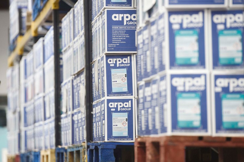 RP Adam Ltd (Apral Group) Plans £2.75 Million Investment Targeting UK Leisure Sector Growth