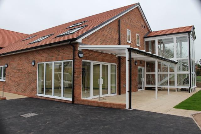 Stoke Window Company Helps Complete £750k Community Project