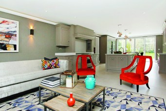 Berkshire Show Home
