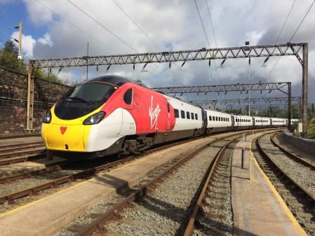 Virgin Trains Extends Flexible Fridays for Eight More Weekends