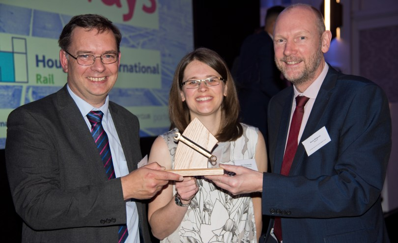 TransPennine Express And Siemens Celebrate Success At Golden Spanner Awards 2017