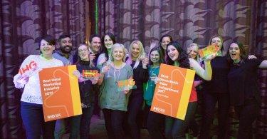 A Winning Night For Valor At The IHG Sales & Marketing Awards
