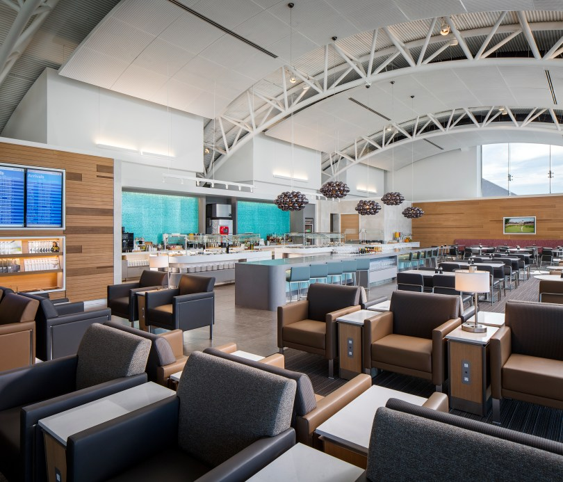 American Airlines Celebrates Opening of Flagship Dining and Flagship Lounge at Los Angeles International Airport