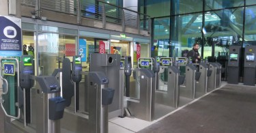 Tickets Please! New Ticket Gates Installed at Manchester Airport Railway Station As Part Of a £3.7 Million Investment