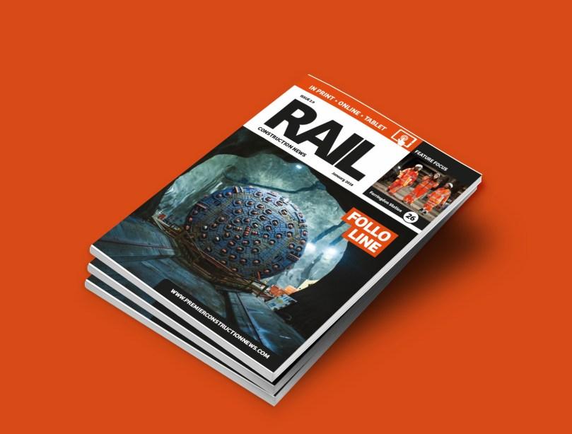 Rail Construction News 2.9