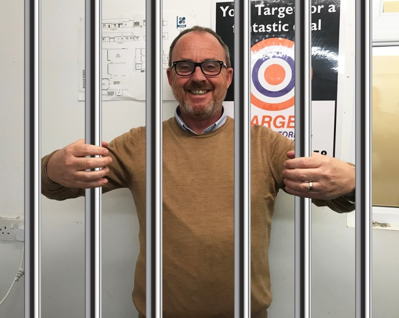 Stone Window Company Boss Must Raise £2k In Hospice Jail Or Bail Campaign