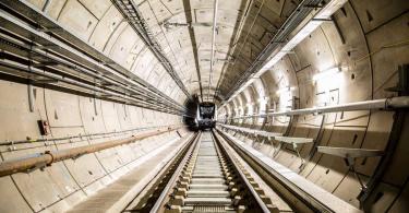 Elizabeth Line Train Makes Successful Maiden Voyage Across South East London