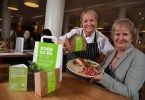 A Restaurant's Best Friend: Surge in Scottish Hospitality Businesses Signing Up To 'Good to Go' Doggy Bag Scheme