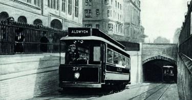 Kingsway Tram