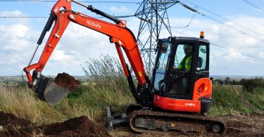Customer Demand Drives First Kubota Purchase For Gordon Bow Plant Hire
