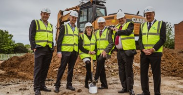 Work Begins on First of Three Community Wellbeing Schemes Given Green Light Following Government Funding Announcement