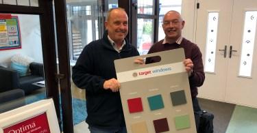 Stoke-on-Trent Window Company Celebrates Record-Breaking May