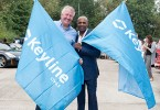 Keyline Announce Five Year Extension of Corporate Partnership with Prostate Cancer UK