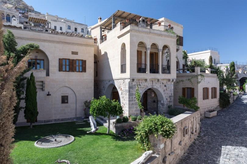 Argos in Cappadocia, Once Again the Best Heritage Hotel