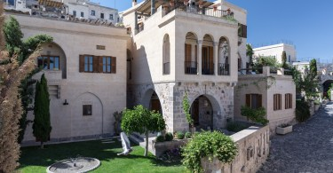 Argos in Cappadocia, Once Again the Best Heritage Hotel