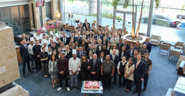 Sofitel London Heathrow Celebrates 10 High Flying Years