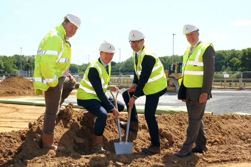£10 Million Festool HQ Announced for Bury St Edmunds