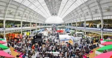 Excitement Builds for The Restaurant Show 2018