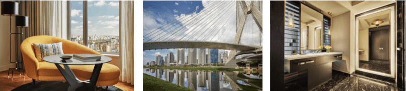 Four Seasons Hotel São Paulo At Nações Unidas Set to Open on 15 October 2018