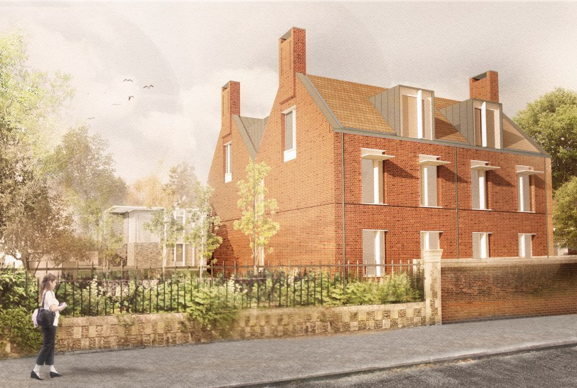 Construction Begins on New Sustainable Student Accommodation