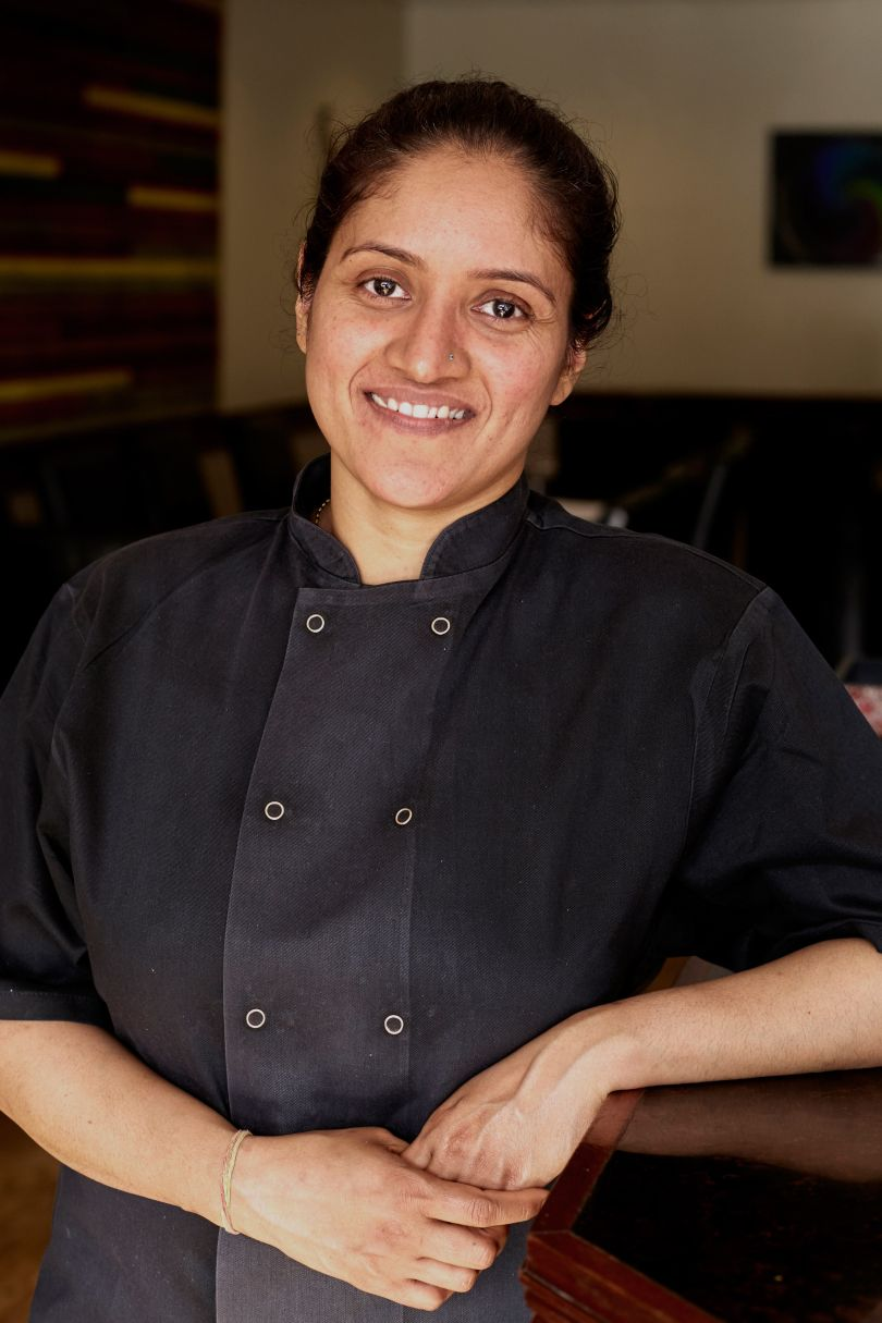 Shilpa Dandekar Leads the Way for Female Indian Chefs this Autumn