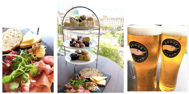 Gentleman's Afternoon Tea is Now Served at the Mercure Manchester Piccadilly Hotel!