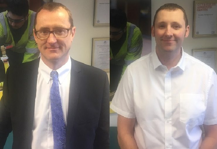 Construction and Utilities Specialist Develop Training Limited (DTL) Has Announced Two New Appointments at its Linlithgow Training Centre Near Edinburgh.