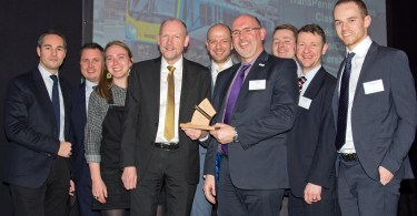 Success for TransPennine Express and Siemens at Golden Spanner Awards 2018