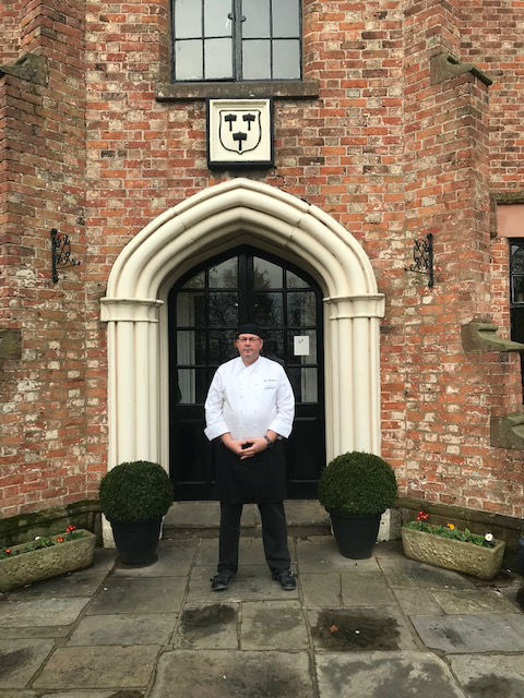 New Executive Head Chef Reinvigorating Crabwall Manor Hotel & Spa