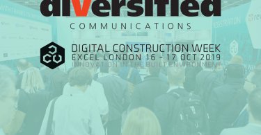 Digital Construction Week Acquired by Diversified Communications