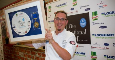 Craft Guild of Chefs Reveal Brief for The National Chef of the Year Online Entry